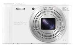 sony dsc-wx350w 18.2mp blanca