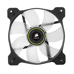 corsair air series sp120 120x120mm led verde 2 unidades