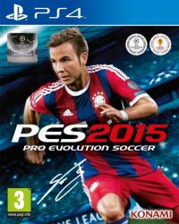 pro evolution soccer 2015 day one edition ps4