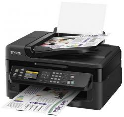 multifunción epson workforce wf-2630wf