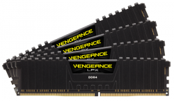 corsair vengeance lpx negro ddr4 2400mhz 16gb 4x4gb cl14