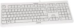 teclado cherry kc 1000 blanco