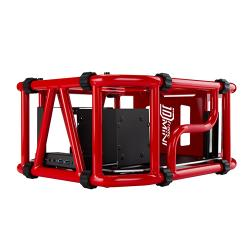 in win d-frame mini roja