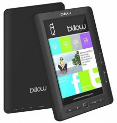 ebook billow e2t color 7'' 4gb negro