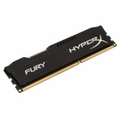 kingston hyperx fury black ddr3 1333mhz pc3-10600 8gb cl9