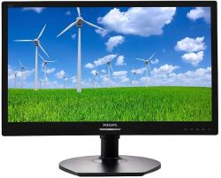 monitor 21.5'' philips 221s6qmb