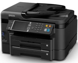 multifunción epson workforce wf-3640dtwf