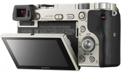 sony alpha 6000 body plata
