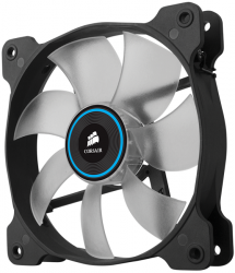 corsair air series sp120 120x120mm led azul 2 unidades