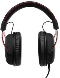 auriculares kingston hyperx cloud ii rojo