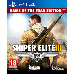 sniper elite iii game of the year ps4