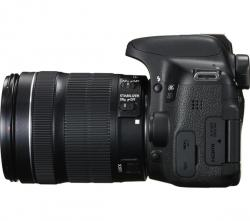 canon eos 750d kit + 18-135 is stm