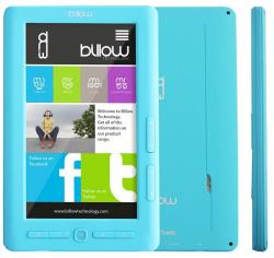 ebook billow e2tlb color 7'' 4gb azul