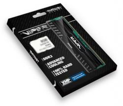 patriot ddr3 8gb 1600mhz viper 3 black mamba