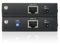 aten kvm 2 port + rj-45 switch + cables