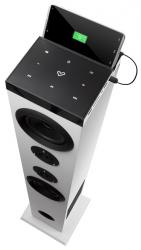 energy tower 5 bluetooth blanco