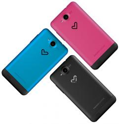 energy phone colors 4gb 4'' 3c