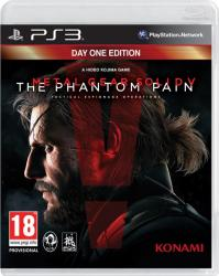 metal gear solid v: the phantom pain - day one edition ps3