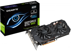 gigabyte geforce gtx 960 windforce oc 4gb gddr5