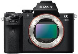sony alpha 7 ii body