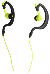 auriculares ngs triton sport yellow