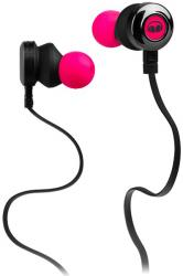 auriculares monster clarity hd rosa