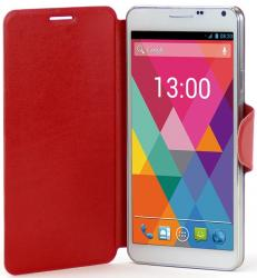 funda slim cover phoenix rock xl roja