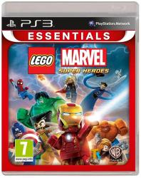 lego marvel superheroes essentials ps3