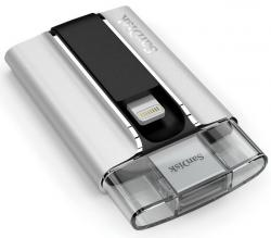 sandisk ixpand 64gb para iphone/ipad