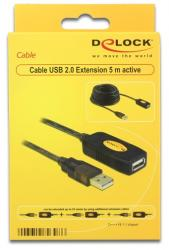 cable delock usb 2.0 5m
