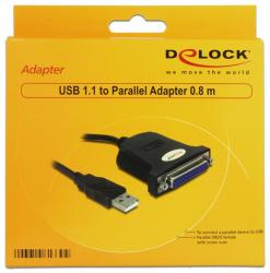 cable delock usb 1.1 a paralelo