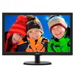 monitor 22 philips v-line 223v5lsb2/10