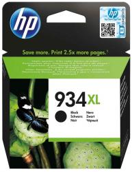 tinta negra hp 934xl