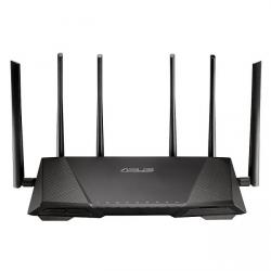 asus rt-ac3200 router inalámbrico tribanda gigabit