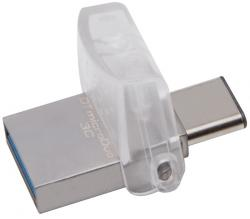 kingston datatraveler microduo 3c 64gb usb 3.1