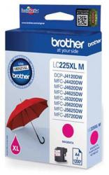 tinta brother magenta lc225xlm