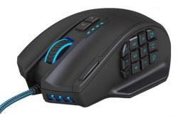ratón lioncast lm30 mmo gaming