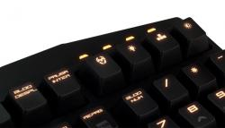 teclado krom kratos brown switch