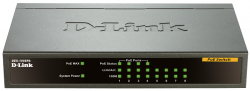switch d-link des-1008pa