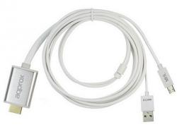 cable approx appc10 mhl a hdmi