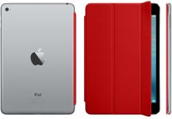 funda apple smart cover ipad mini 4 rojo