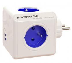 allocacoc powercube original usb azul
