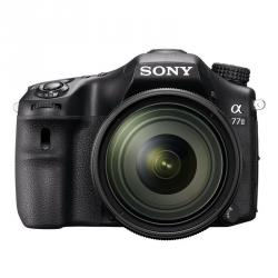 sony alpha 77 ii 24.3mp + 16-50 kit