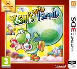 yosh's new island selects 3ds
