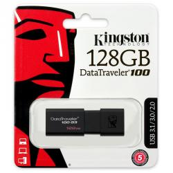 kingston datatraveler 100 g3 128gb usb3.0