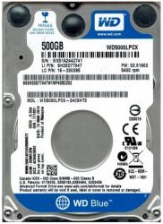 wd blue 2.5'' 500gb sata3