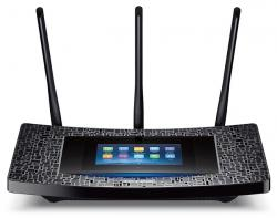 router wi-fi tp-link touch p5 pantalla táctil ac1900