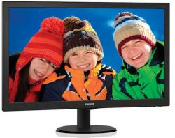 monitor 24'' philips v-line 243v5lhsb