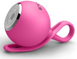altavoz bluetooth talius drop rosa