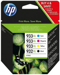 tinta pack hp 932xl/933xl